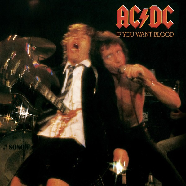 ACDC – If You Want Blood, You've Got It (Live)