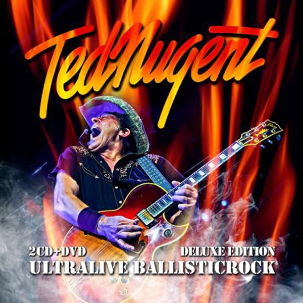 TED NUGENT DELUXE COVER