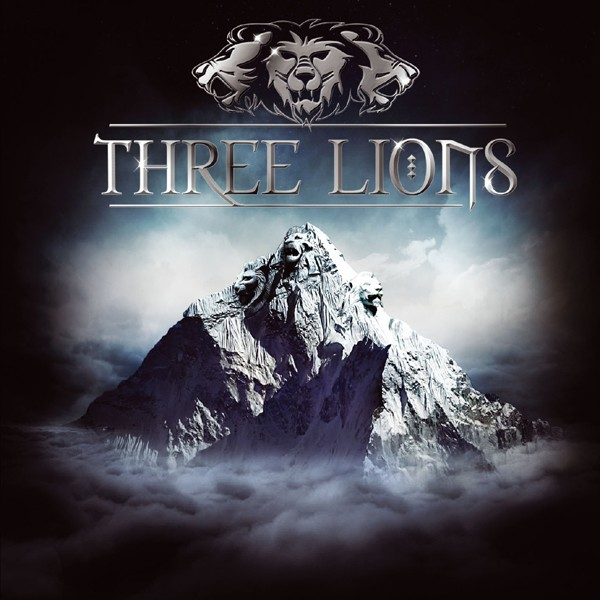 THREE LIONS cover