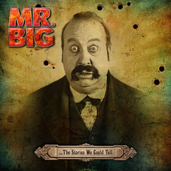 mr big – stories we could tell