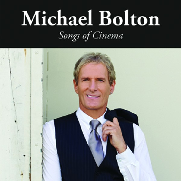 MICHAEL BOLTON soc COVER