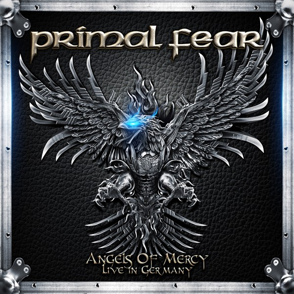 PRIMAL FEAR aom live in germany COVER 3000