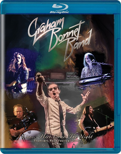 GRAHAM BONNET BAND live BR%UF021