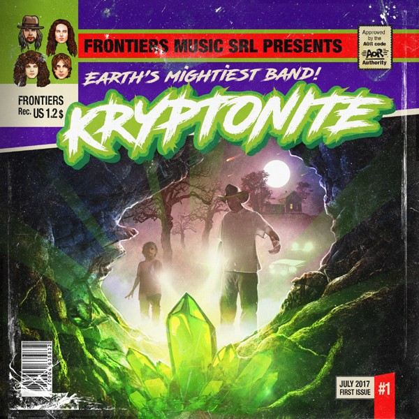 KRYPTONITE COVER HI