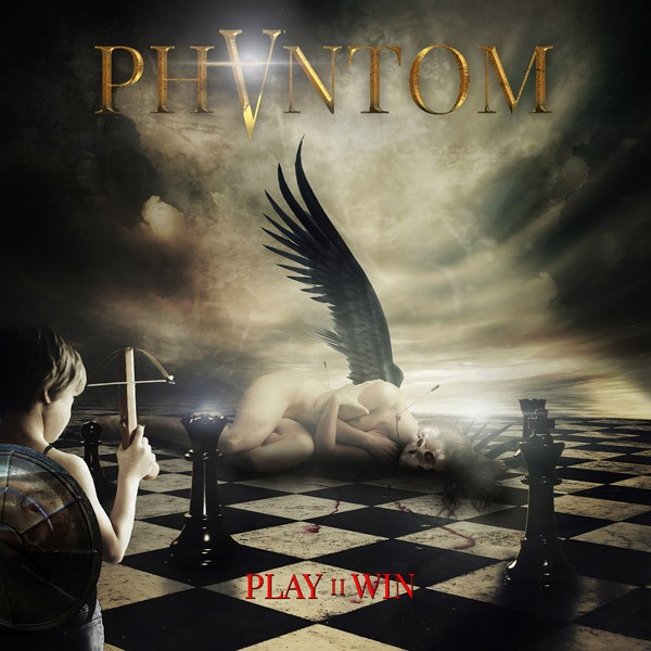 PHANTOM 5 ptw Cover