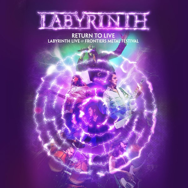 LABYRINTH rtlive COVER