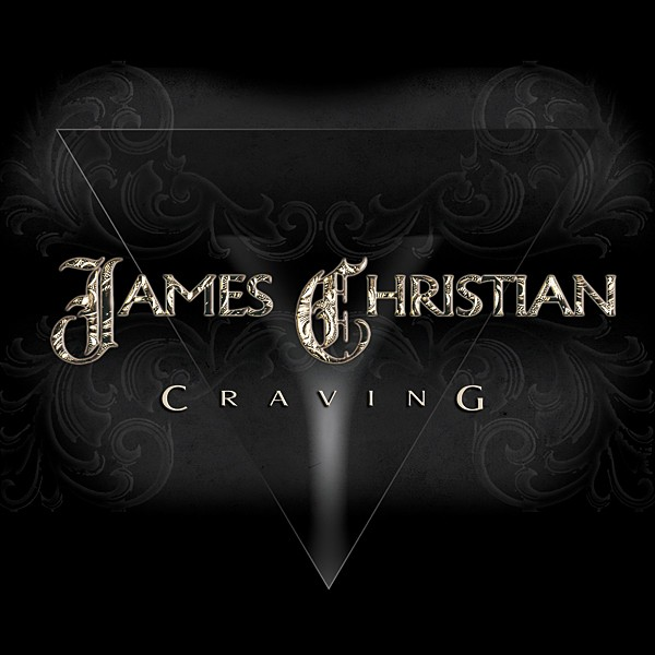 JAMES CHRISTIAN Craving Cover