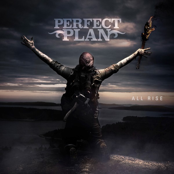 PERFECT PLAN all rise COVER