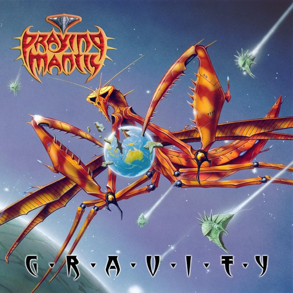 PRAYING MANTIS gravity HI 3000