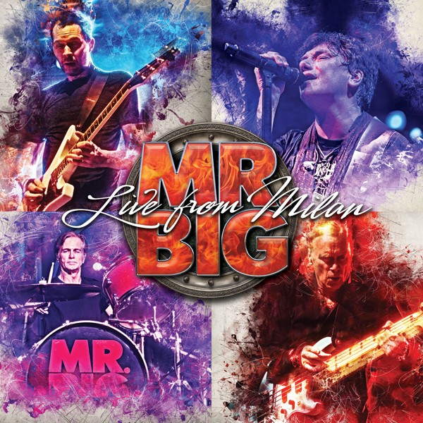 MR. BIG LiveFromMilan