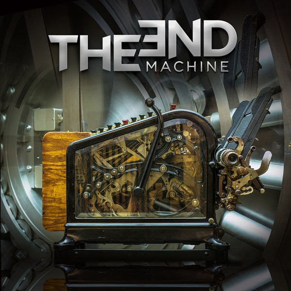 THE END machine COVER