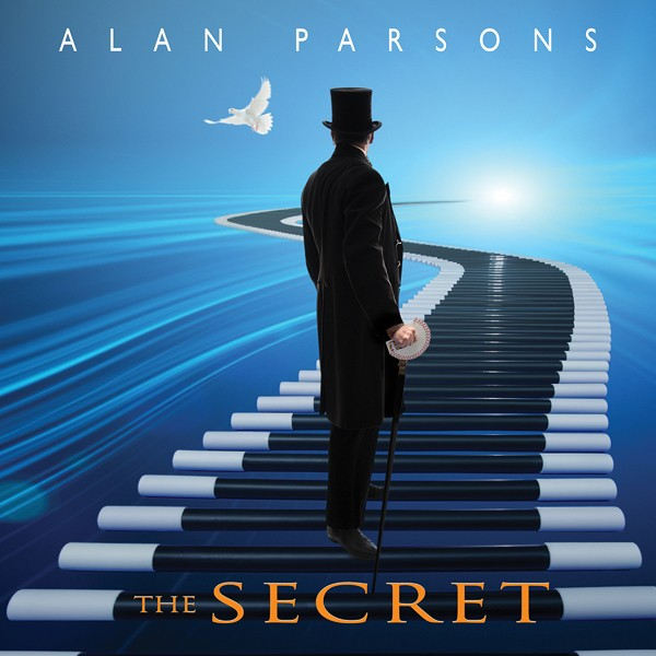 ALAN PARSONS the secret COVER HI