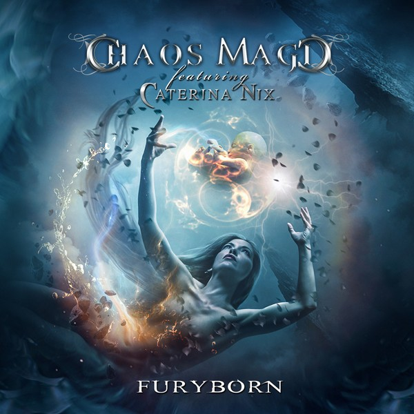 CHAOS MAGIC furyborn COVER