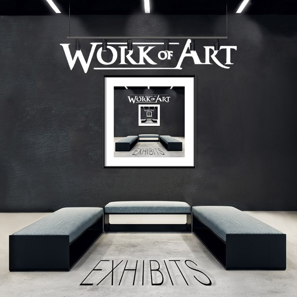 WORK OF ART exhibits COVER