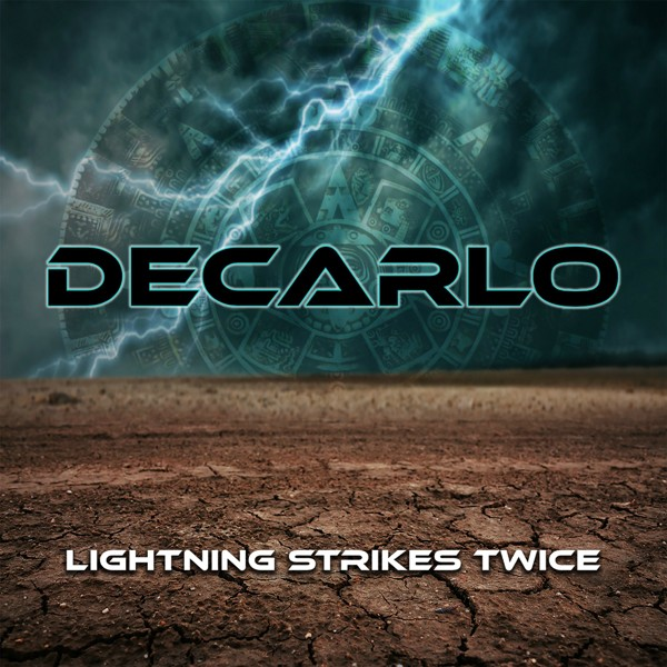 DECARLO lighthing strikes twice COVER HI