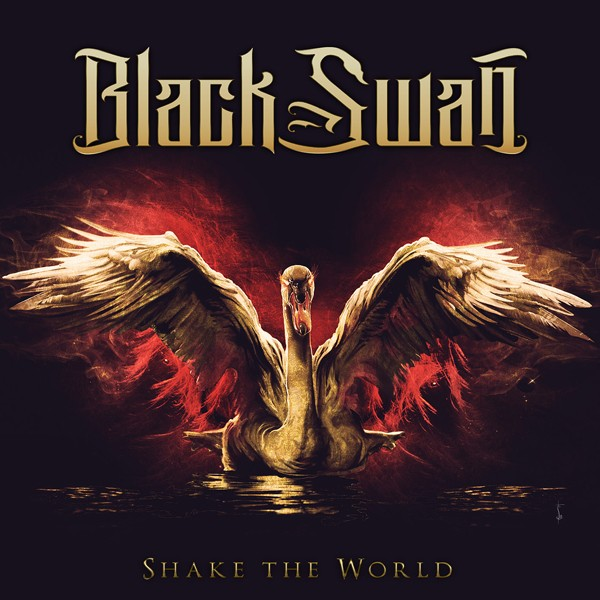 BLACK SWAN shake the world COVER
