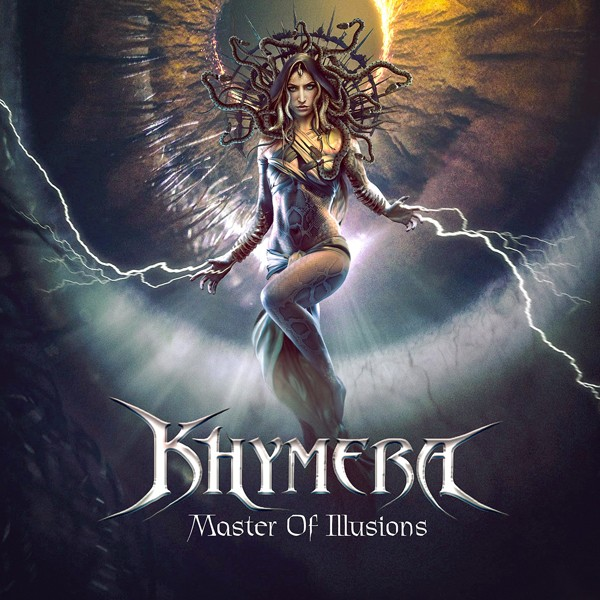KHYMERA master of illusions COVER