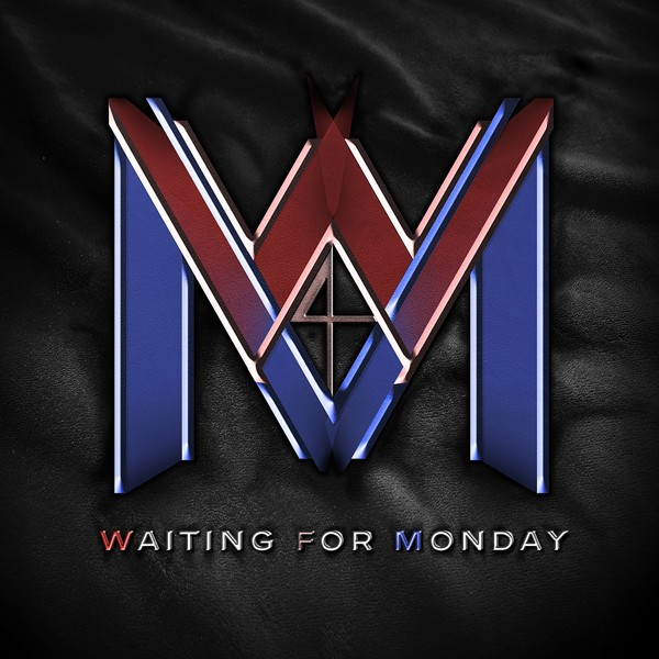 WAITING FOR MONDAY cover