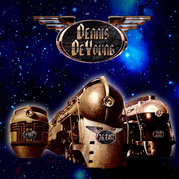 DENNIS DEYOUNG 26east COVER