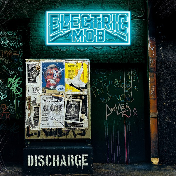 ELECTRIC MOB discharge COVER