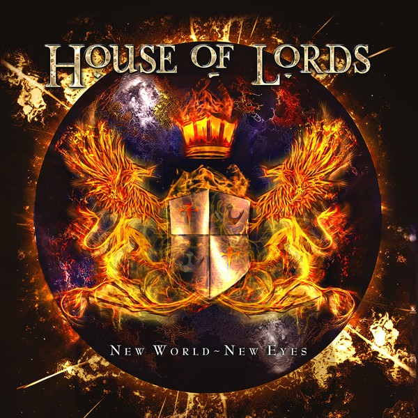 HOUSE OF LORDS – New World – New Eyes Cover