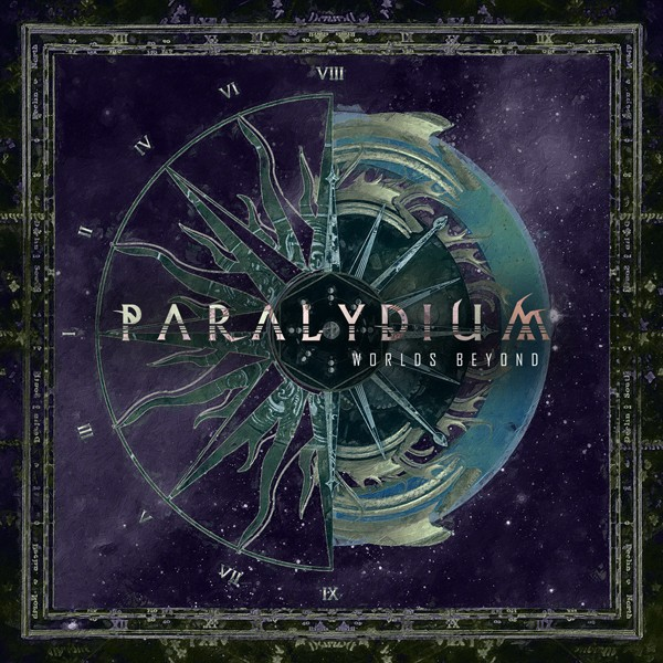 PARALYDIUM worlds beyond COVER