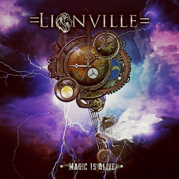 LIONVILLE magic is alive COVER