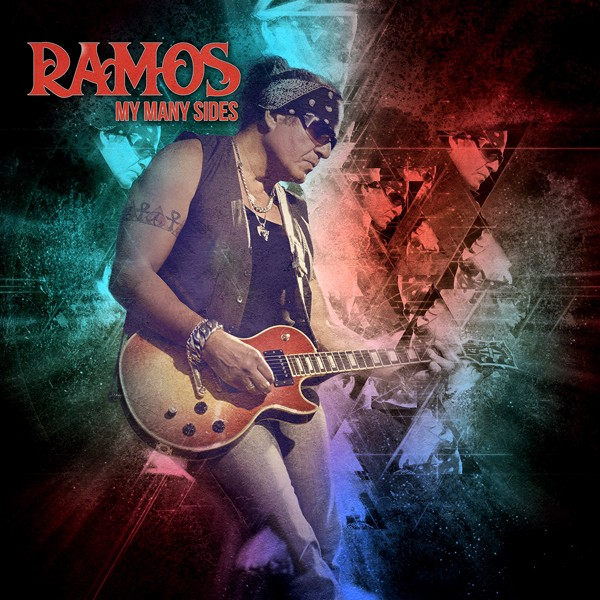 RAMOS my many sides COVER