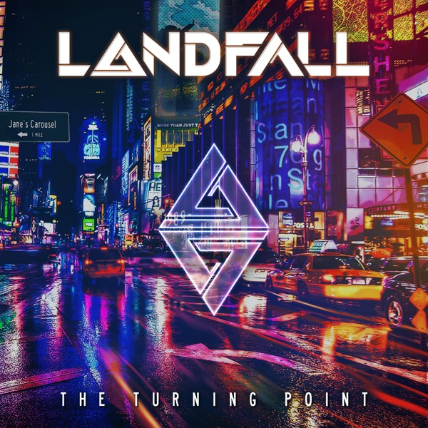 LANDFALL – The Turning Point COVER