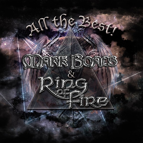 MARK BOALS + ROF all the best COVER