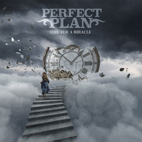 PERFECT PLAN time for a miracle COVER