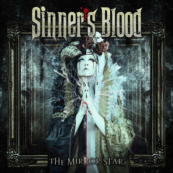 SINNER'S BLOOD the mirror star COVER