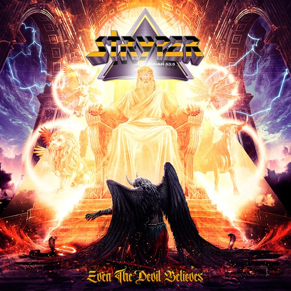 STRYPER even the devil believes COVER