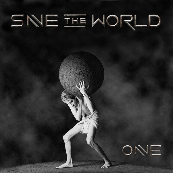 SAVE THE WORLD one COVER
