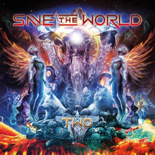 SAVE THE WORLD two COVER
