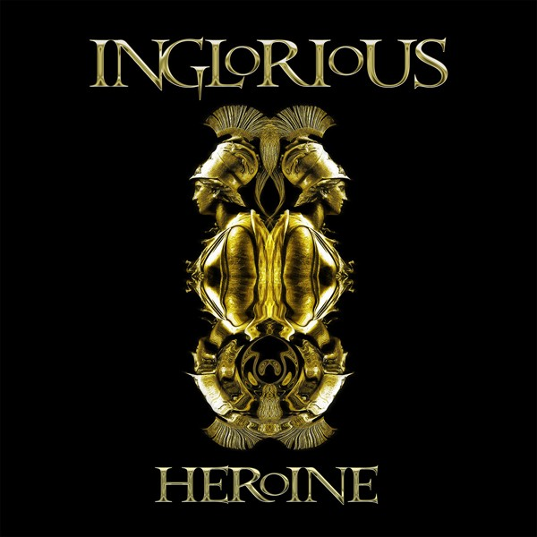INGLORIOUS heroine COVER