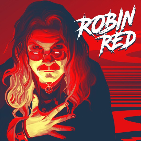 ROBIN RED cover