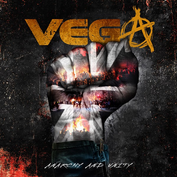 VEGA anarchy and unity COVER