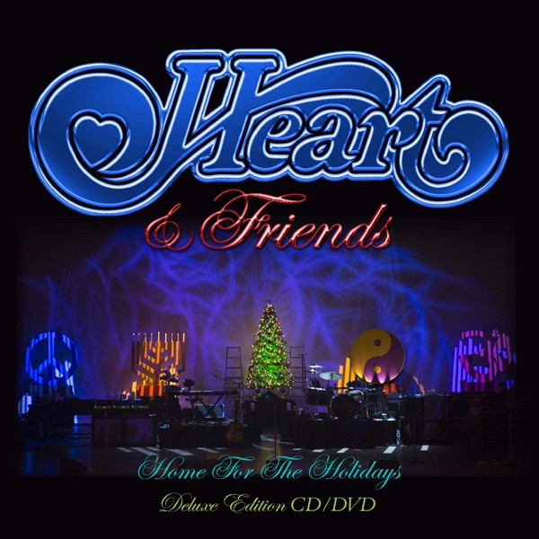 USA – Heart – Home For The Holidays
