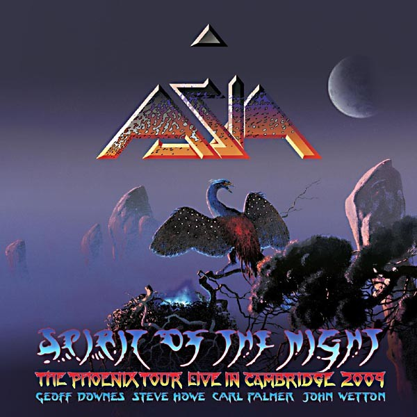 ASIA sotn COVER CD