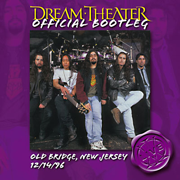 "DREAM THEATER – ""Official Bootleg: Old Bridge, New Jersey"""