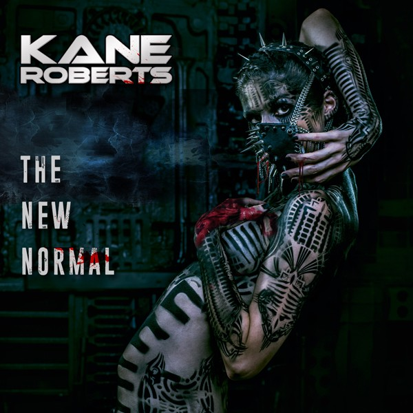 KANE ROBERTS the new normal COVER