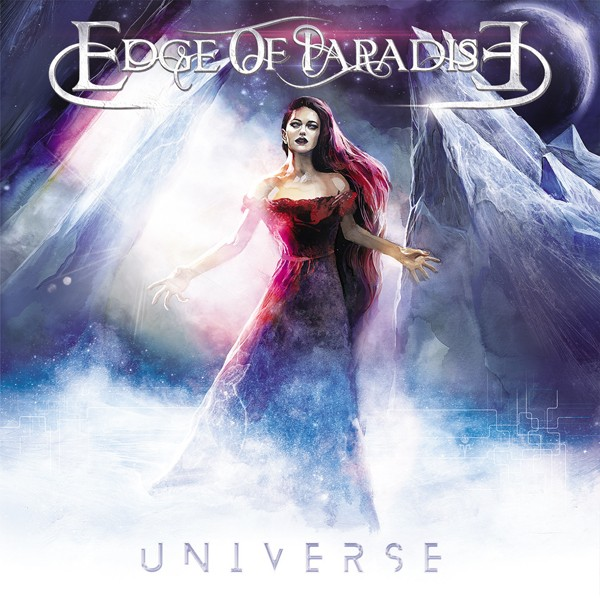 EDGE OF PARADISE Universe COVER