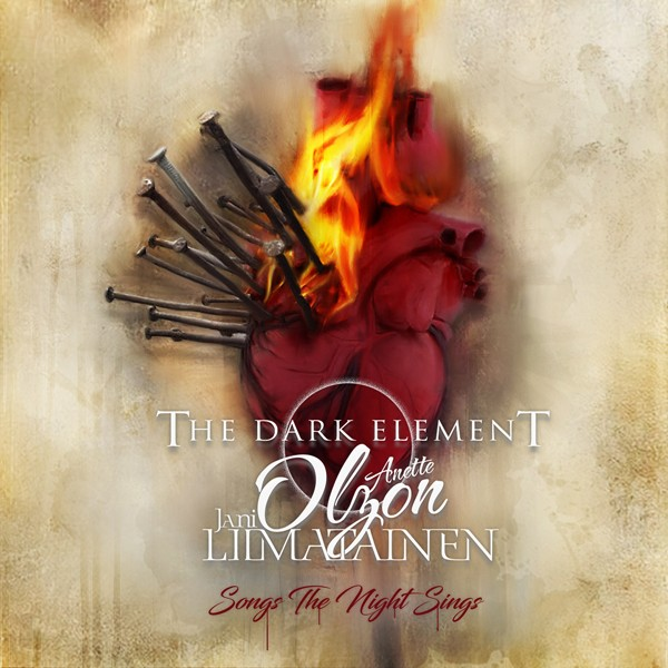 THE DARK ELEMENT stns COVER