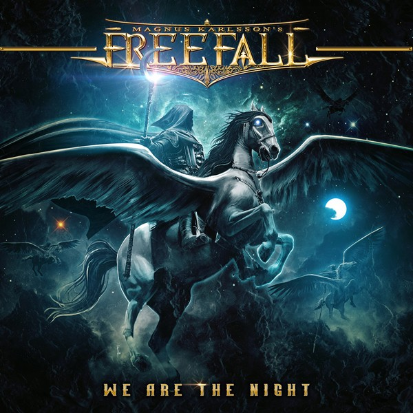 MAGNUS KARLSSON'S FREEFALL we are the night