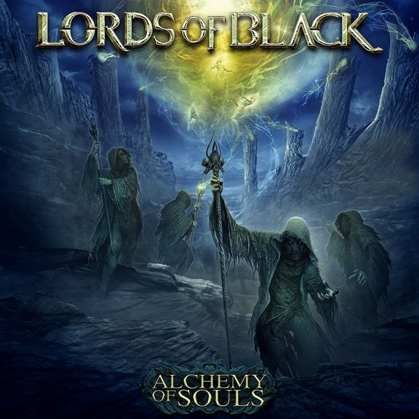 LORDS OF BLACK Alchemy Of Souls COVER