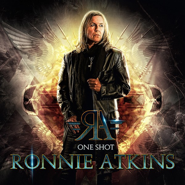 RONNIE ATKINS one shot COVER