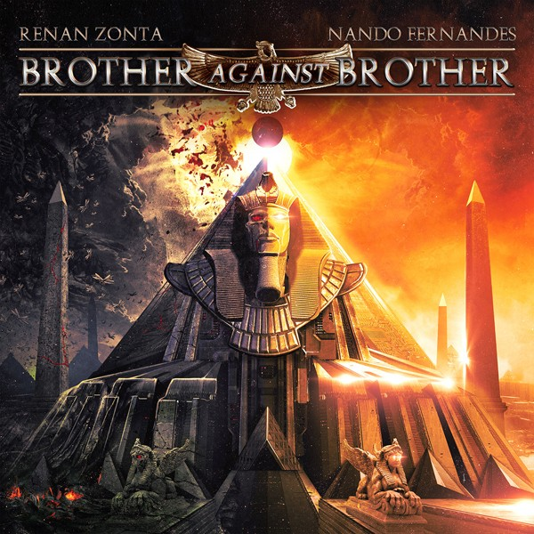 BROTHER AGAINST BROTHER cover